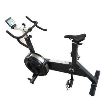 厂家直销商用动感单车 健身房专用动感单车 室内折叠运动风阻单车
