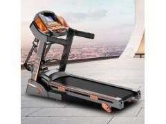 万多多功能跑步机家用超静音健身器材可折叠健身房