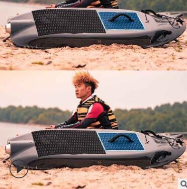 厂家直销批发纯电动冲浪板水上滑板浆板动力浮板jetboard