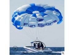 拖伞船降落伞艇飞行器高空户外跳伞游艇快艇豪华双层大型350马力