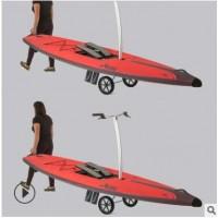 站立式划水板水上冲浪板运动滑水板水上瑜伽皮划艇独木舟踩踏板