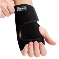 厂家钢板护腕 钢板护手掌手托固定 可拆卸调节款 骨折护腕护掌