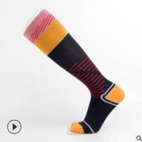 专供长筒压缩袜Compression socks运动跑步足球压力袜OEM