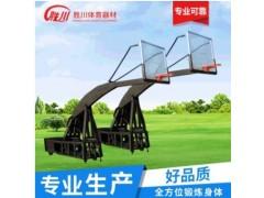 篮球架 可加工定制篮球架仿液压配钢化篮板 胜川体育器材