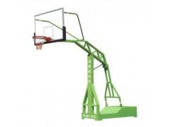 专业厂家 供应 学校篮球馆比赛 篮球架 移动凹箱仿液压篮球架