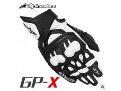 GPX摩托车短款手套骑士防摔 防滑手套 机车皮质手套硬壳 骑行手套