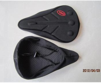 山地车自行车类硅胶坐垫套 骑行装备 户外用品