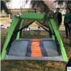 全自动户外自驾用品弹簧自动帐篷3-4人双层野营用品防雨露营帐篷