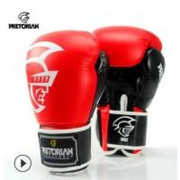pretorian拳击手套成人散打训练泰拳儿童少年专业搏击格斗拳套