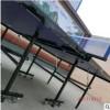 带轮折叠移动室内乒乓球台 15*40单折标准比赛乒乓球桌一件代发