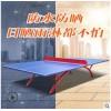 工厂直销户外乒乓球桌成人家用标准钢板乒乓球台室外乒乓球案子