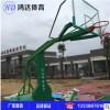 厂家批发 手动仿液压篮球架 移动标准型成人篮球架加工