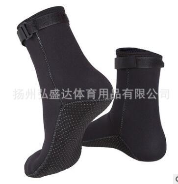 冬泳袜子耐磨防滑潜水袜子 沙滩鞋批发厂家直销
