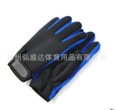 潜水手套,防滑手套,车缝手套