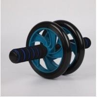 厂家健腹轮家用收腹健身滚轮滑轮锻炼练腹肌俯卧撑轮健身体育器材