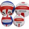 厂家直销5号排球 红蓝白高发泡中考专业标准比赛用软排 训练排球