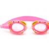 儿童螃蟹可爱款防水防雾眼睛小童泳镜游泳馆用可佩戴泳镜泳帽