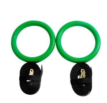 塑料加重吊环 O型吊环 体操吊环 健身吊圈 圆形吊环 小型健身器材