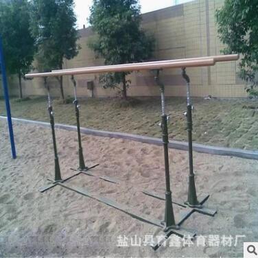 供应小区健身器材 健身路径 比赛训练用双杠 铸铁体能训练双杠