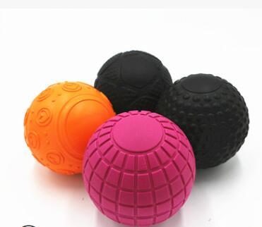 运动恢复按摩球健身球健康放松肌肉疲劳缓筋膜球 eva硬质球