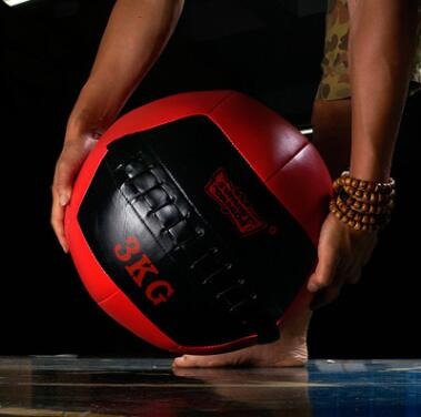 SUMMITDRAGON爆发力训练非弹实心球重力球药球墙球壁球 3KG批发