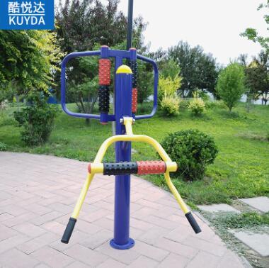 户外健身器材腰背按摩器 室外健锻炼体育器材 支持定制
