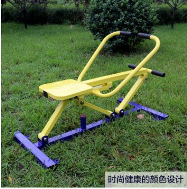 全民健身路径划船器 厂家直销室外健身器材 公园广场健身路径