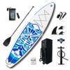 水知乐TIKI冲浪板充气桨板站立式桨板成人海上冲浪板
