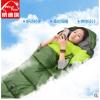 睡袋成人户外秋冬加厚保暖室内午休露营双人情侣伸手可拼接棉睡袋