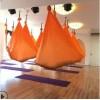 空中瑜伽吊床 反重力悬挂弹力加宽吊床健身器材进口冰丝微弹套装