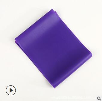 厂家直销乳胶TPE拉力片加长2米舞蹈瑜伽弹力带拉力带健身阻力带