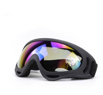 X400战术风镜 户外摩托车骑行防护镜 防风护目眼镜 军迷战术风镜