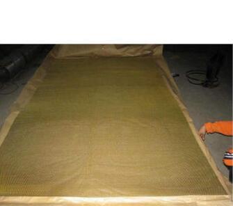 直销 铜丝过滤网 平纹编织铜丝网 实验用铜丝网