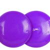 瑜伽平衡盘儿童训练坐垫盘成人脚腂康复按摩软气垫加厚防爆健身球