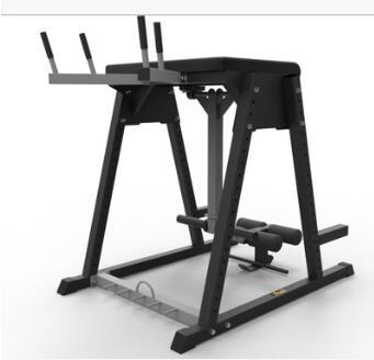 俯卧腿部训练器 腿部训练器 俯卧架 屈腿训练架