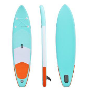 现货供应冲浪板SUP冲浪板成人滑水板充气桨板站立式划水板浆板