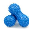 工厂直销价花生球按摩球筋膜球放松肌肉健身刺猬球