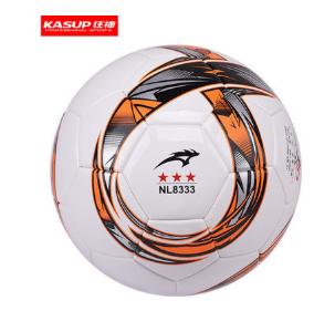 狂神足球 5号PU材质青少年运动训练比赛室内外用球NL8333