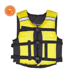 厂家批发直销订购成人儿童浮力马甲救生衣