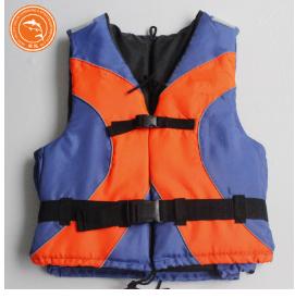 厂家批发水上运动EPE浮力泡沫救生衣马甲游泳户外垂钓救生衣