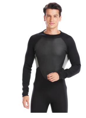 一件代发工厂直销3MM潜水服冲浪衣冲浪服保暖潜水服男防水潜水服