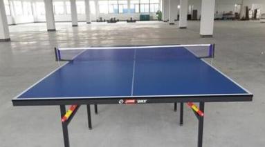 乒乓球台.乒乓球桌.正品红双喜TM3206家用折叠标准