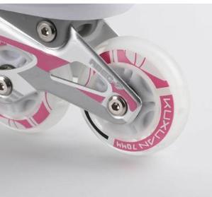 批发正品四轮少儿成人双排溜冰场鞋成年旱冰鞋儿童轮滑鞋可调男女