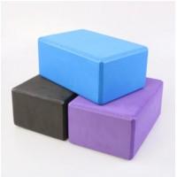 高密度瑜伽砖环保瑜伽砖469 厂家直销EVA材质 瑜伽辅助用品