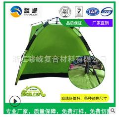 玻璃纤维杆帐篷支架杆自动支架液压帐篷弹簧支架折叠伸缩帐篷支架