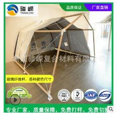玻璃纤维自动支架液压帐篷自动支架弹簧支架折叠伸缩帐篷支架