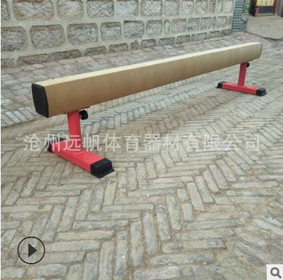 轻型铝合金平衡木强度高不变形重量轻 符合GB/T8397-2007体操专用