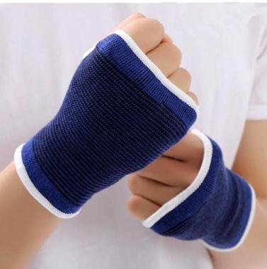 篮球足球跑步运动护具套装护踝护腕护掌透气舒适男女防护便捷隐形