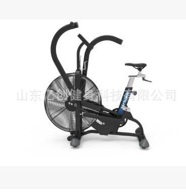 风扇车风阻室内运动健身车商用动感单车椭圆车健身器材厂家