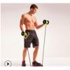 健腹器双轮多功能拉力器 健腹轮双轮 健身器材 体育用品 减肥塑身